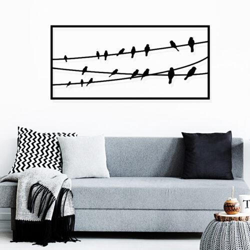 תמונות מתכת לקיר